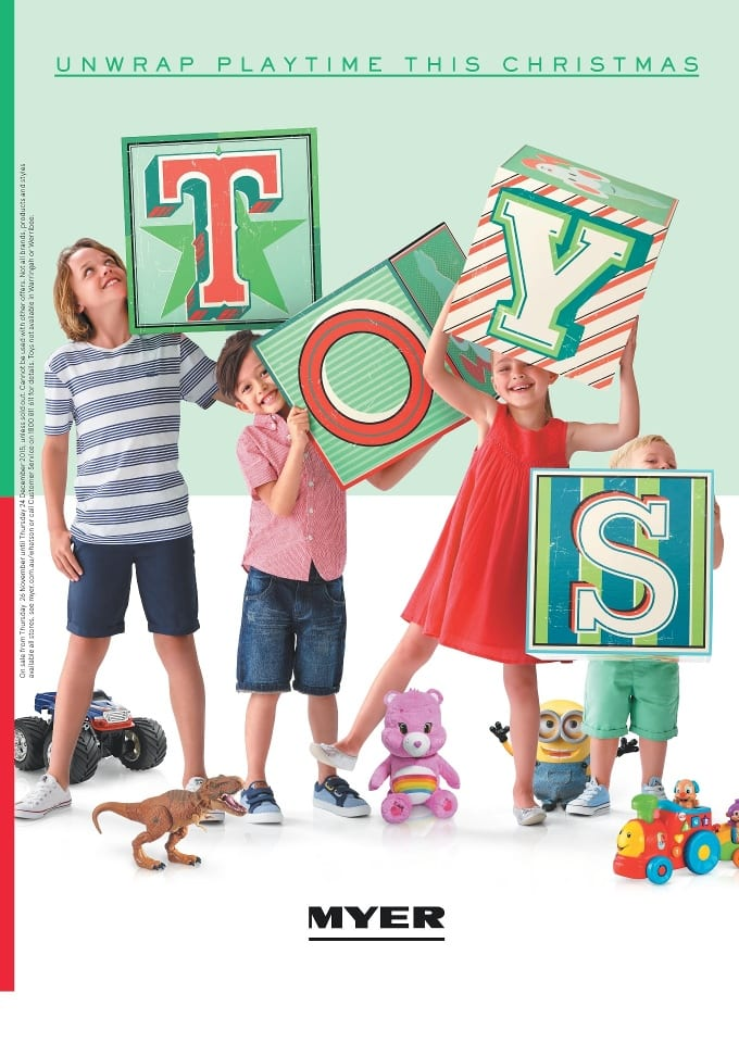 Myer Christmas Decorations Catalogue