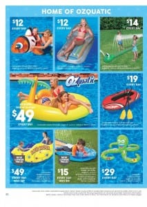 Target Catalogue Summer Sale 26 - 2 Dec 2015