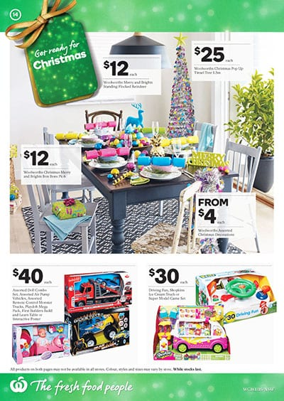 Woolworths catalogue christmas specials 18 24 nov 2015 christmas with woolworths specials woolworths christmas specials catalogue 18 24 nov 2015 forumfinder Gallery