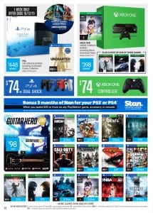 Big W Playstation Specials Catalogue 17 - 24 Dec 2015