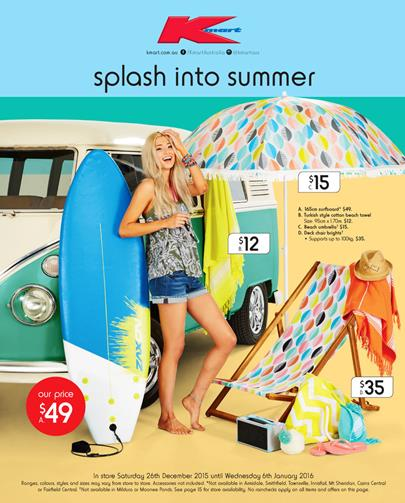 Kmart Boxing Day Sale Catalogue 2015
