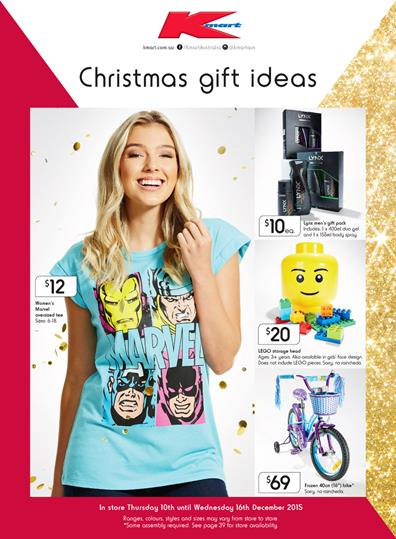 9fadfb3474a Kmart Christmas Catalogue Gifts 2015