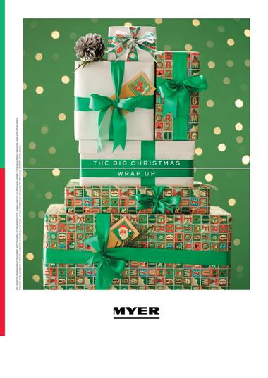 Myer Christmas Gifts 2015