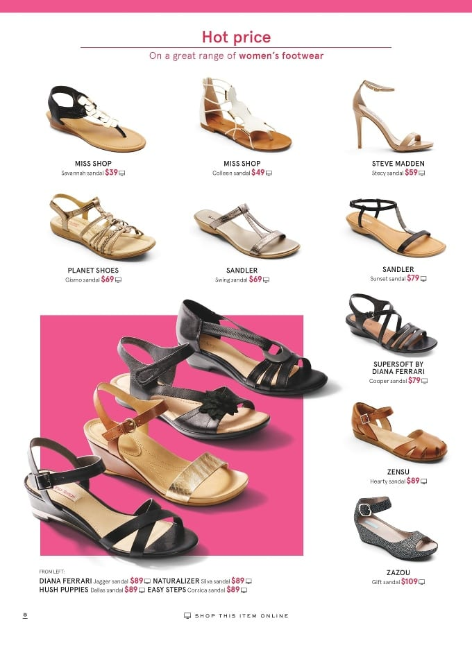 Shoe Myer 31 Fashion Catalogue 2015 Dec 25 WD2YEIe9H