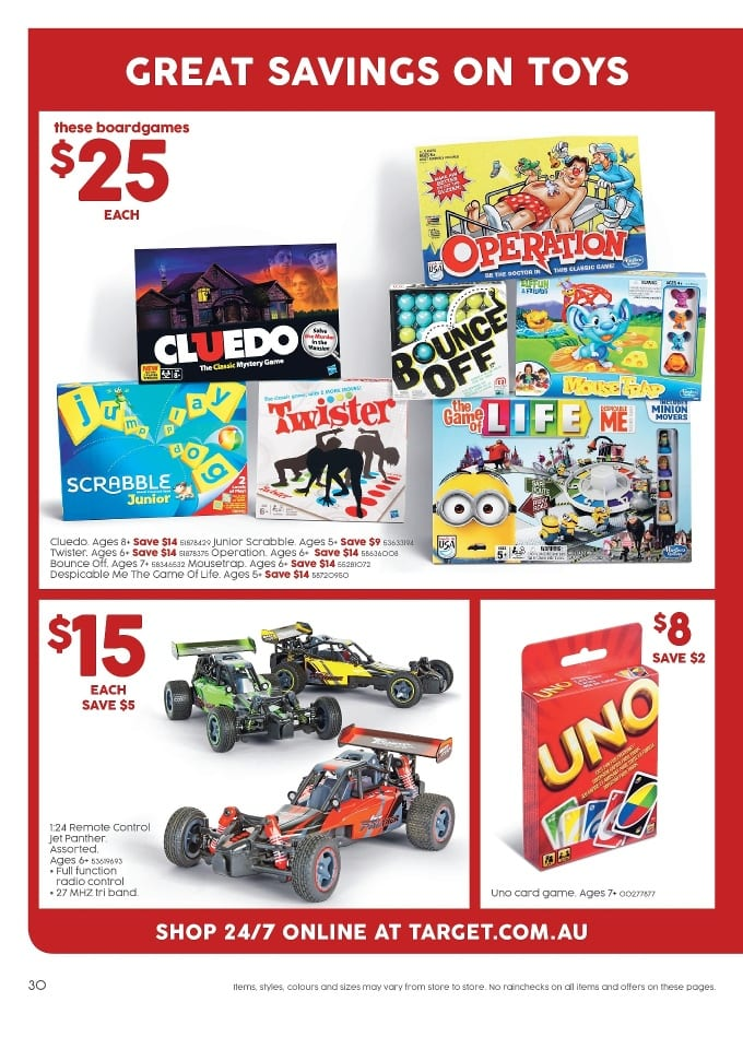 Target Christmas Toys : Target christmas toy selling catalogue jan