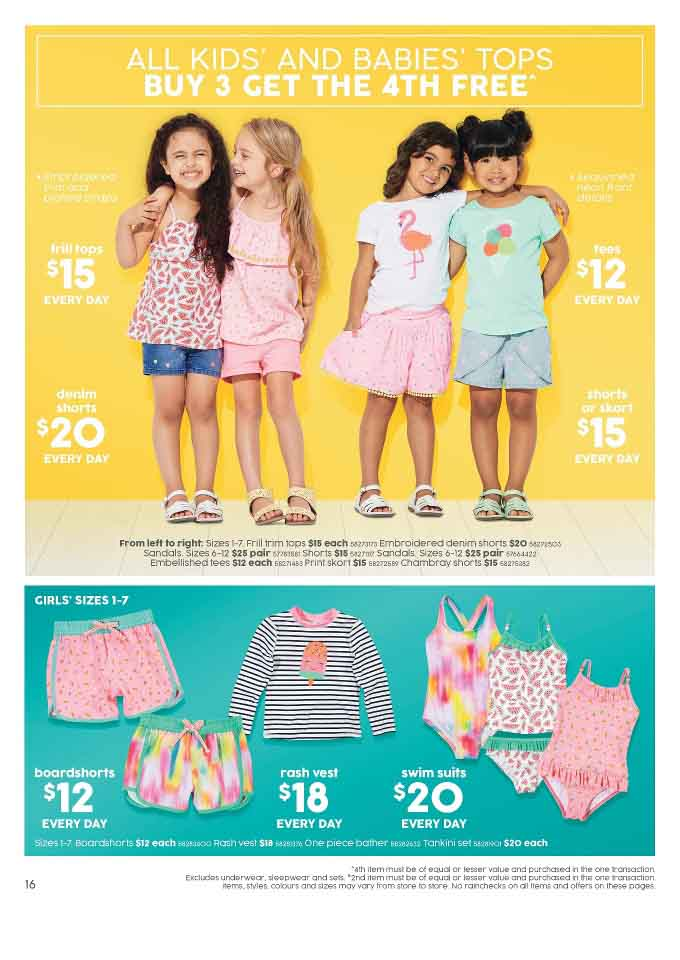 From infants to toddlers, save money with our selection of children's clothing catalogs and coupon codes. Don't break the bank on clothes they will grow out of fast!