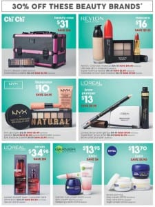 Target Personal Care Catalogue 9 - 15 Dec 2015