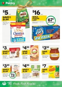 Woolworths Catalogue Breakfast Ideas 2 - 8 Dec 2015