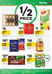 Woolworths Catalogue Coffee Specials 2 - 8 Dec 2015