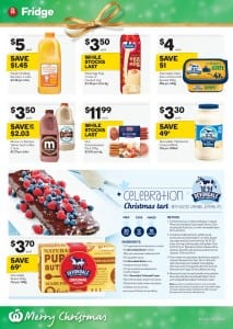 Woolworths Christmas Food Catalogue 16 - 22 Dec 2015
