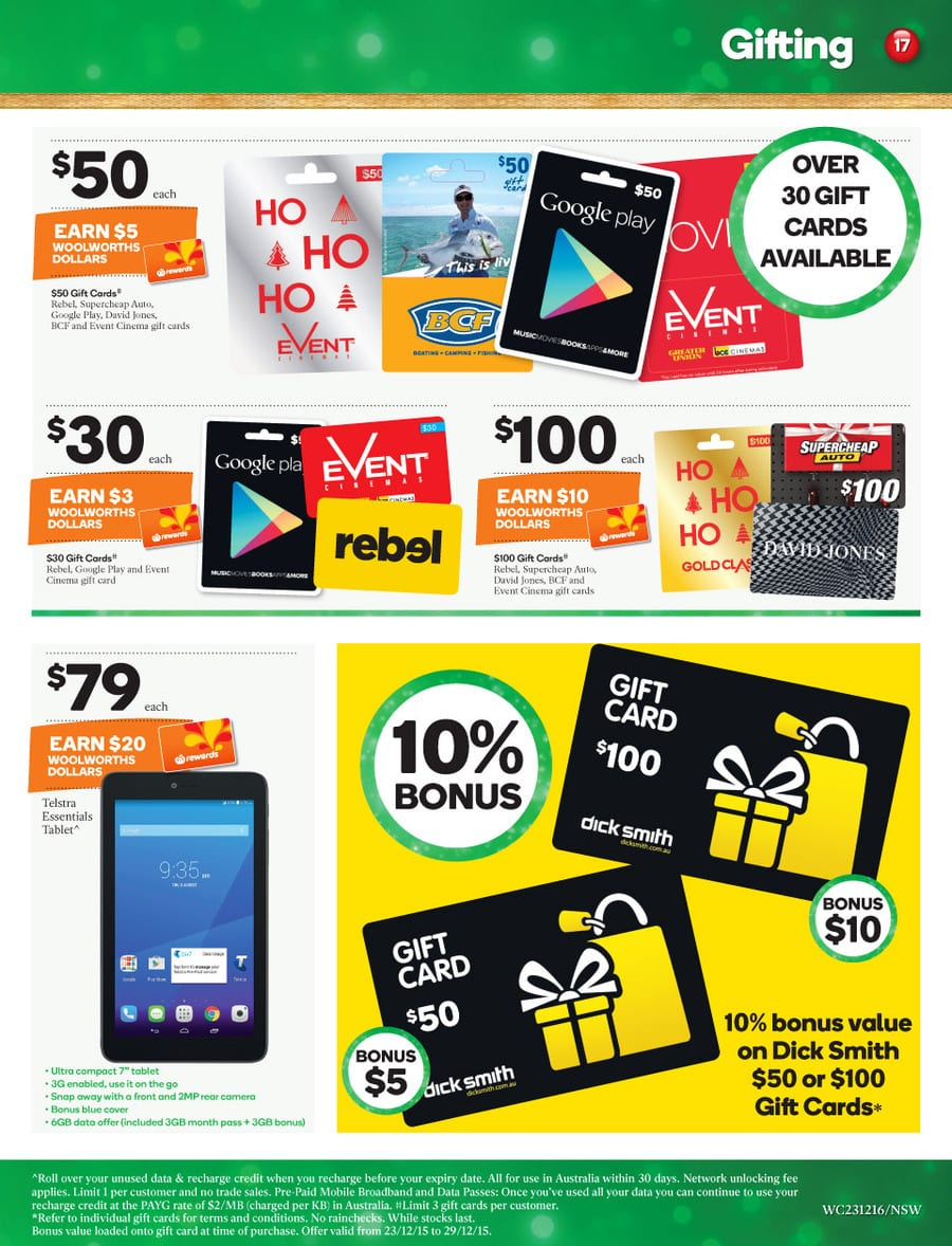 Woolworths catalogue 20 26 jun 2018 page 63 of 85 negle Image collections