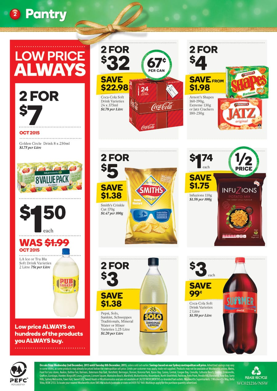 Woolworths catalogue 20 26 jun 2018 page 71 of 85 negle Image collections