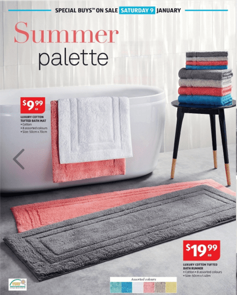 aldi special buys catalogue 7 13 jan 2016. Black Bedroom Furniture Sets. Home Design Ideas