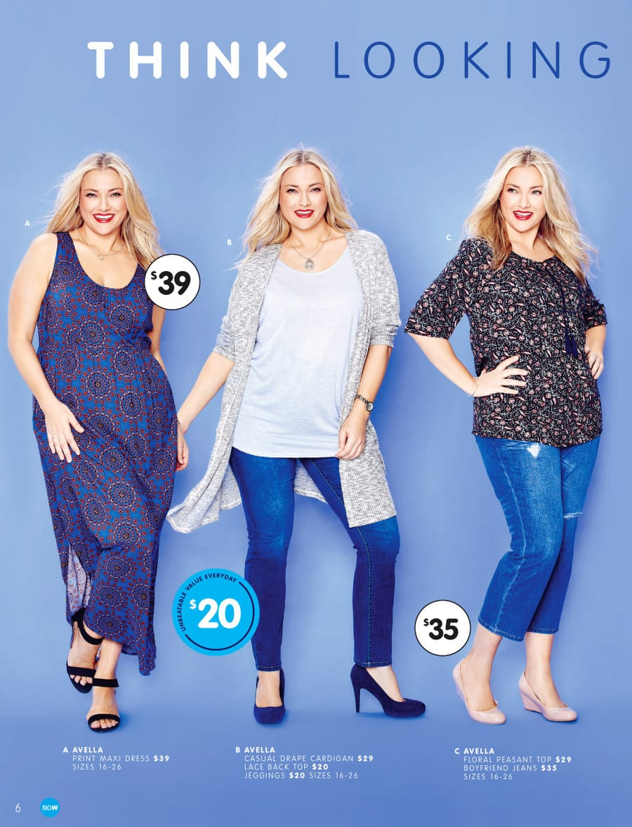 Find great deals on eBay for big w ladies clothing. Shop with confidence.
