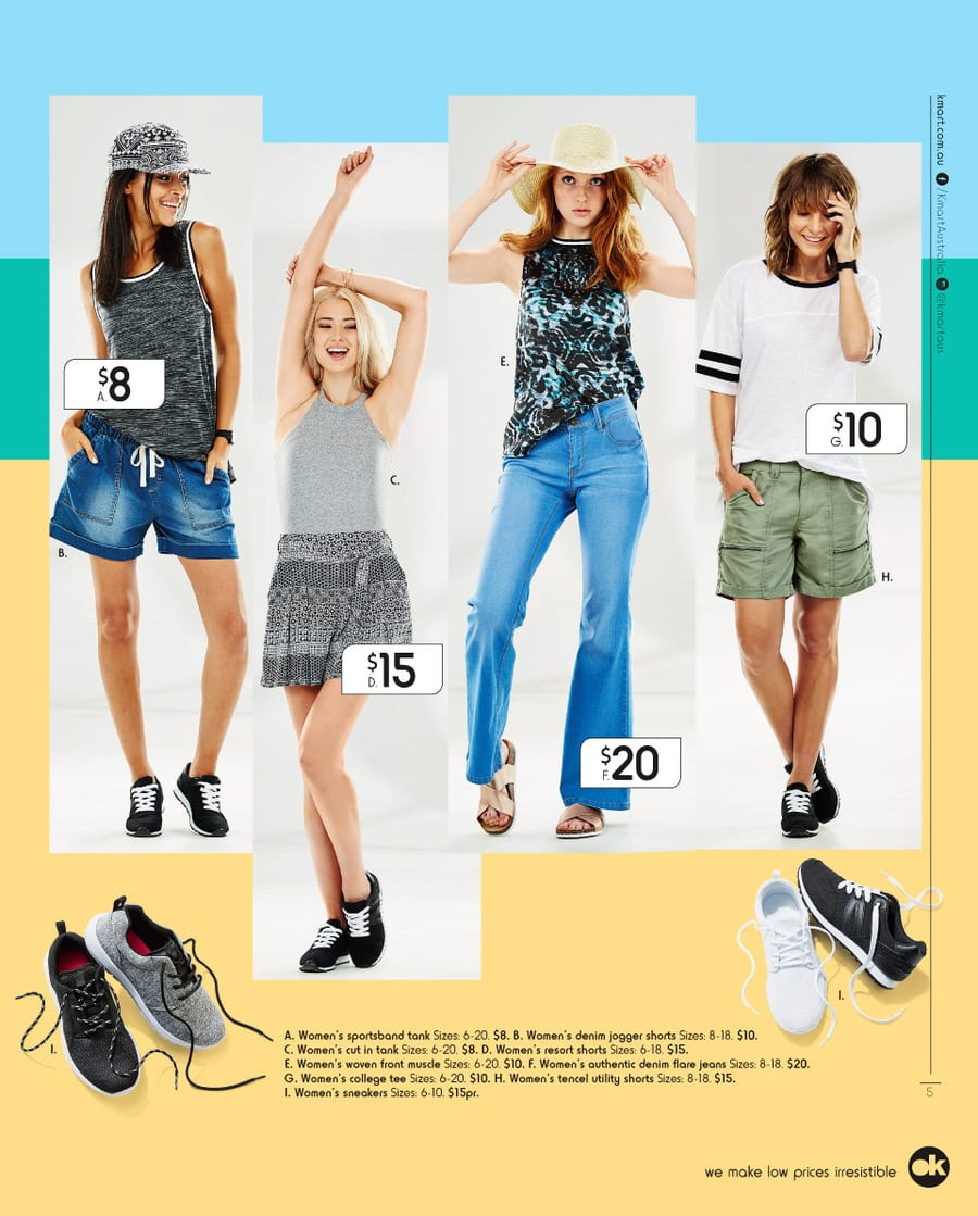 Furnitureinfashion Is Offering Very Affordable Arctic: Kmart New Year Fashion Catalogue 1