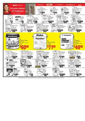 bunnings how to choose paint