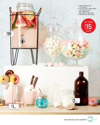 Kmart decoration specials catalogue 10 20 feb 2016 for Home decorations kmart