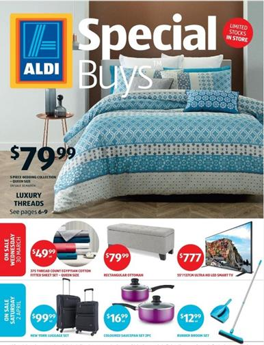 aldi catalogue special buys week 13 2016. Black Bedroom Furniture Sets. Home Design Ideas