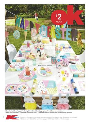 Kmart catalogue easter sale negle Gallery