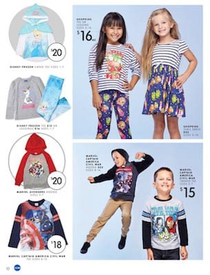 Big W Catalogue Kids Wear Apr 2016 kids clothes catalogue brand clothing,Big W Childrens Clothes