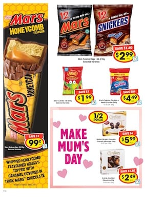 IGA Mothers Day Gift Ideas Catalogue May 2016