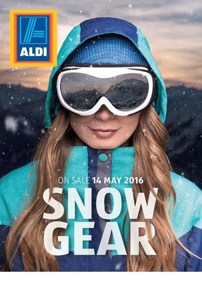 aldi snow gear sale 14 may 2016. Black Bedroom Furniture Sets. Home Design Ideas