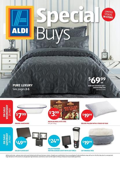 aldi catalogue special buys week 21 2016 home sale. Black Bedroom Furniture Sets. Home Design Ideas