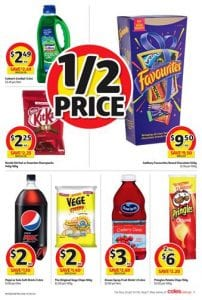 coles half prices 30 may 2016 1