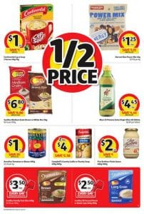 coles half prices 30 may 2016 2