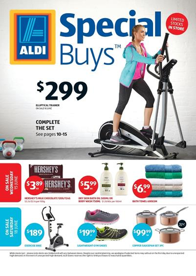 Aldi Catalogue Special Buys Week 24 2016