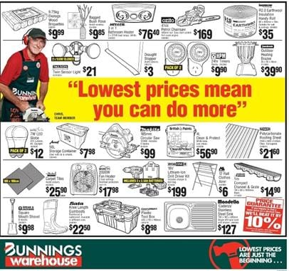 Bunnings Catalogue June 2016 Top Deals
