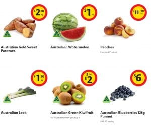 Coles This Week's Fresh Food Specials 2
