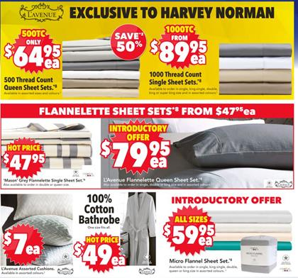 Harvey Norman Catalogue Bedroom Clearance 2016