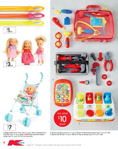 4613afc7b5 Kmart Catalogue Toys Under  10