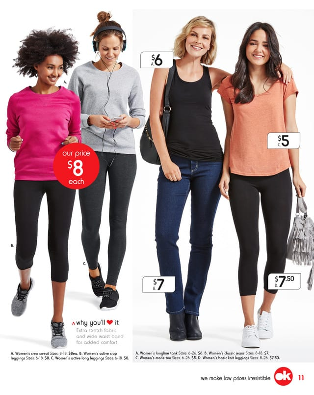 c678cdca10 Kmart Ladies Clothing Under  10 June 2016