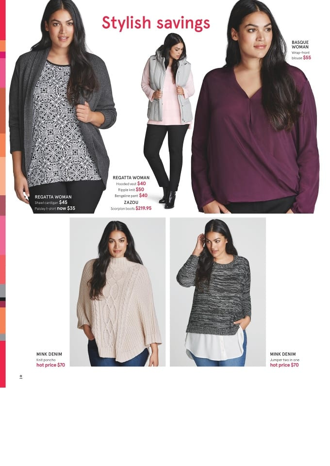 Myer Catalogue Ladies Winter Wear 31 May 3 Jul