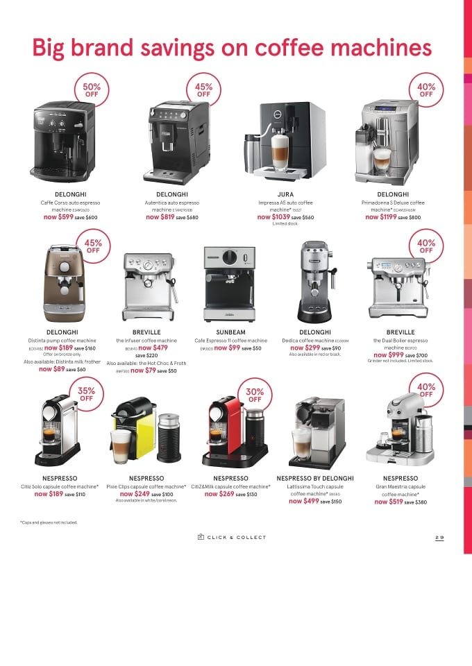 Bunnings Coffee Machine