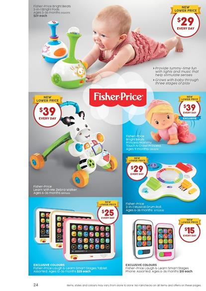 Target Catalogue Home of Shopkins and Fisher Price Toys