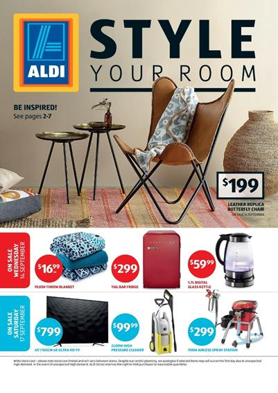 ALDI Catalogue Special Buys Week 37 2016