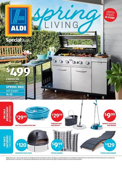 Aldi Catalogue Special Buys Week 39 2016