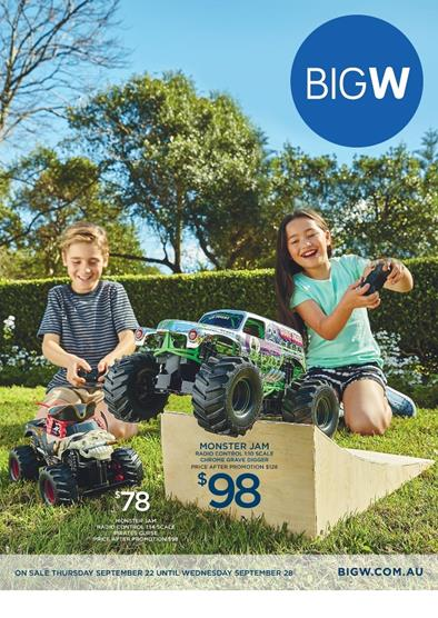 remote control trucks for adults with Big W Catalogue 22 Sep 2016 on Large Scale Rc Semi Trucks For Sale further Best Remote Control Car For Adults also The Best 10 Lego Set Of All Time further Big W Catalogue 22 Sep 2016 likewise 4x4 Rc Trucks.