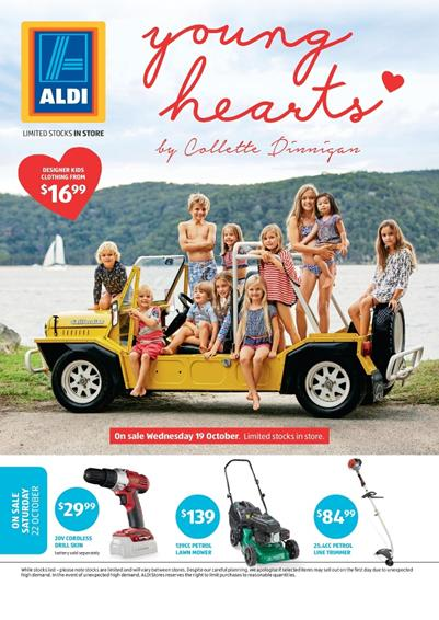 ALDI Catalogue Special Buys Week 42 2016
