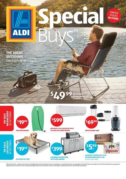 ALDI Catalogue Special Buys Week 43 2016