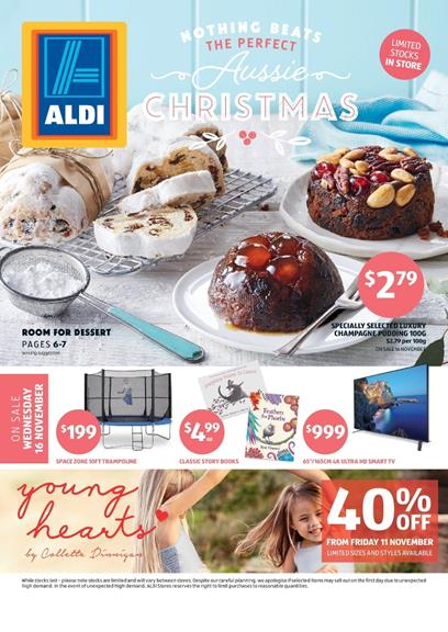 ALDI Catalogue Special Buys Week 46 2016 Christmas