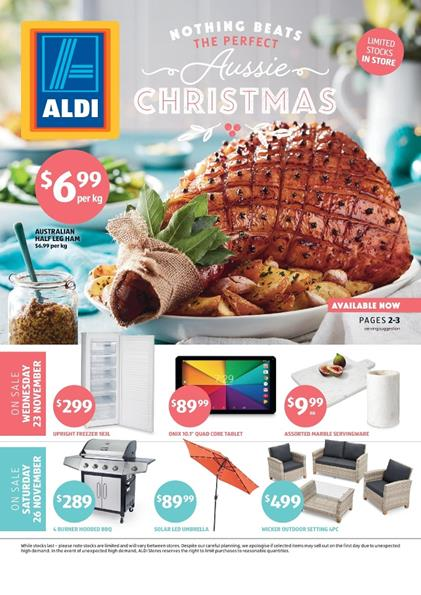 aldi catalogue special buys week 47 2016 christmas. Black Bedroom Furniture Sets. Home Design Ideas