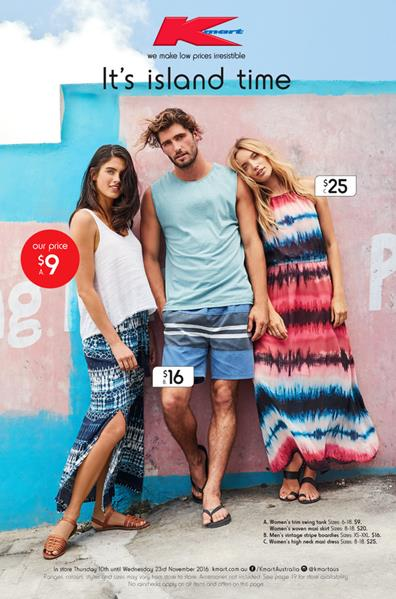 ce207d655dc Kmart Catalogue Summer Wear Nov 2016