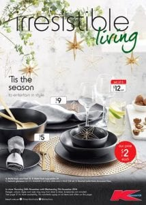 Kmart Christmas Catalogue Deals 24 Nov - 7 Dec 2016