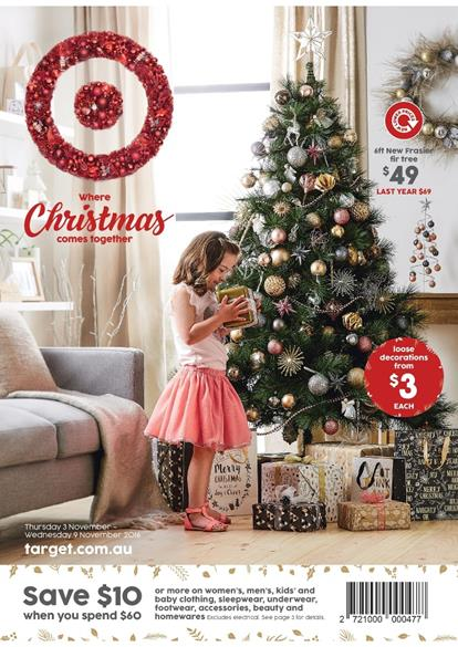 target christmas catalogues november 2016 - Target Christmas Decorations 2016
