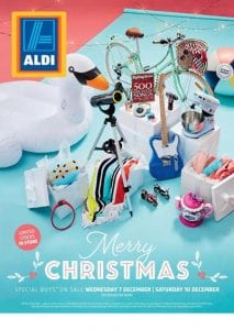 ALDI Catalogue Special Buys Week 49 Christmas Gifts