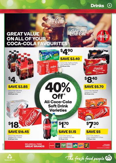 Drinks and Snacks Christmas Deals pg 3